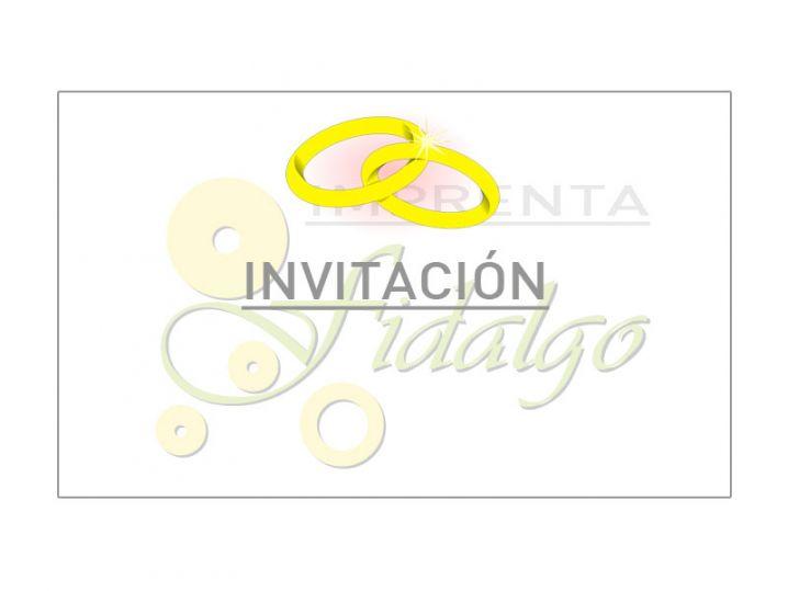 impresion de invitaciones